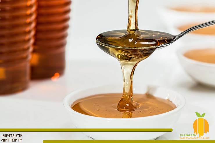طعم دهنده عسل